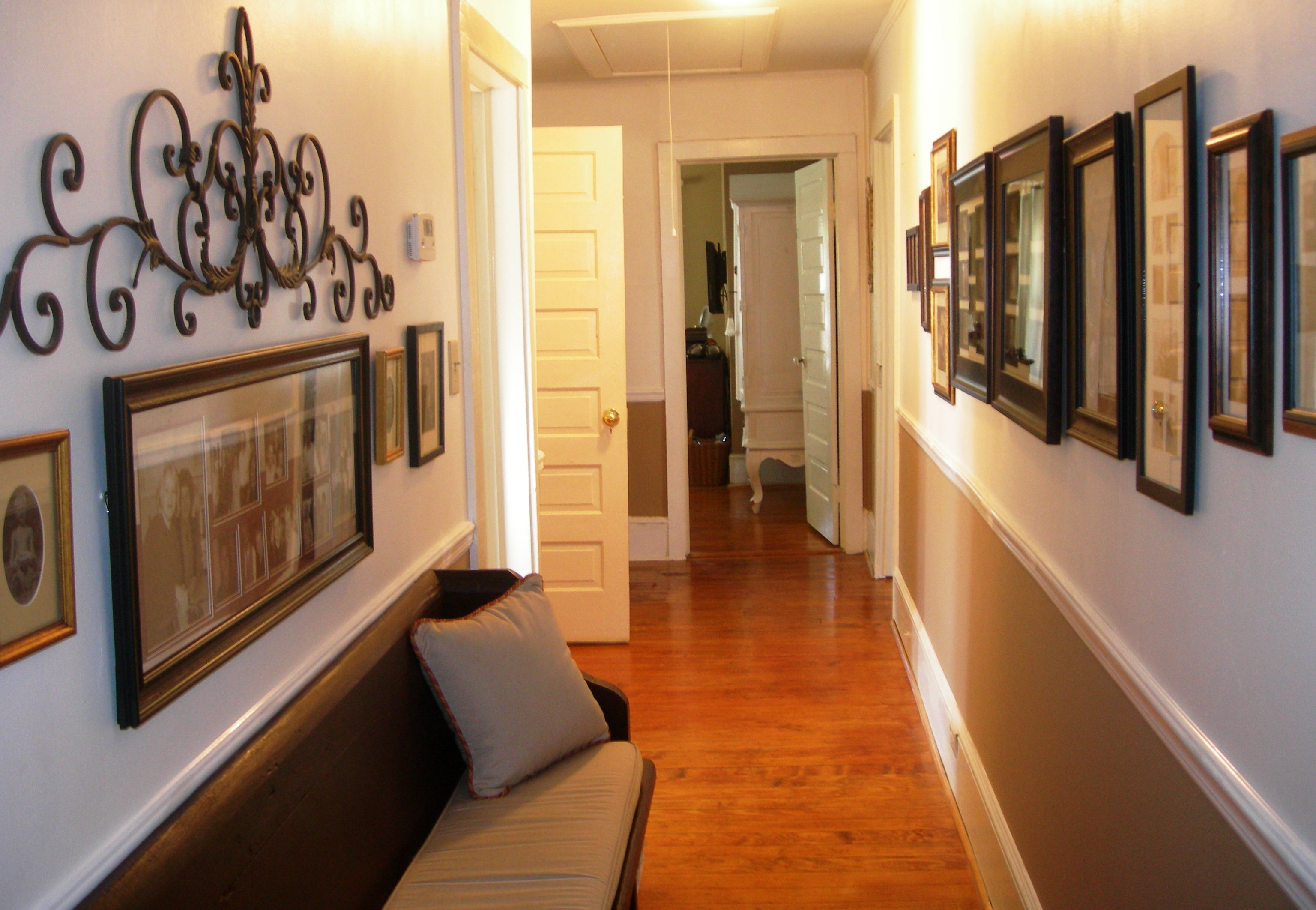 Foyer Hallway Xiii : Let s walk down the hall cottage at crossroads