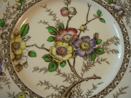 My New Vintage China - Cottage at the Crossroads