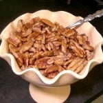 toasted buttered pecans | Cottage at the Crossroads
