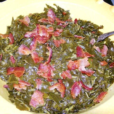My Collard Greens Recipe
