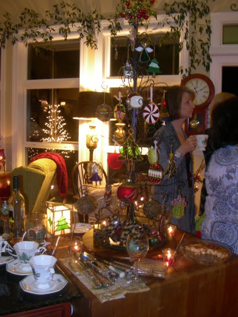 Bunco Christmas Party Ideas Part - 49: Cottage At The Crossroads