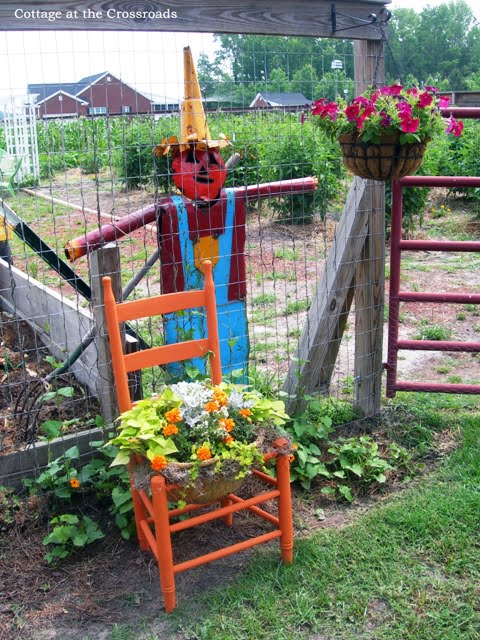 Save. Once the chair planter ...