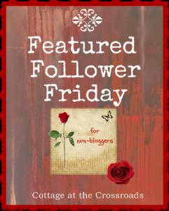 Featured Follower Friday-Week 5