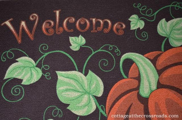 new fall rug