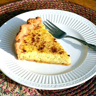 spaghetti squash pie | Cottage at the Crossroads