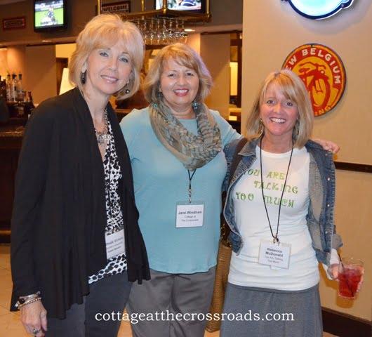 Rhoda, Jane, Rebecca