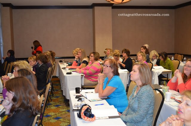 audience at Southern Bloggers Conference