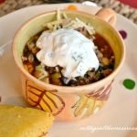 Chili with a Kick | Cottage at the Crossroads