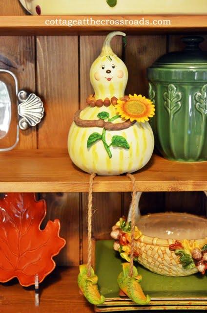 gourd lady