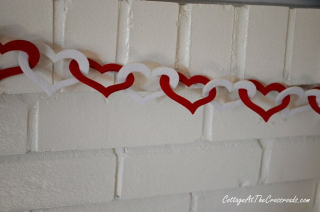 Valentine's Day mantel 013