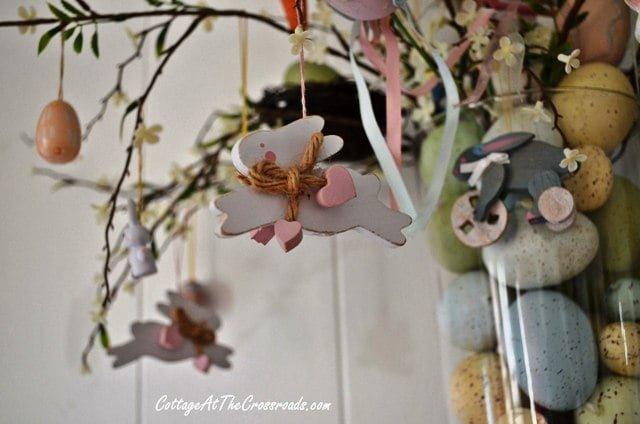 Spring Mantel 2013