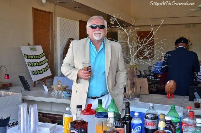 Civitan golf benefit party 2013