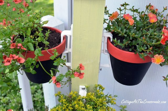 Pot Holder Plant Stand Update Cottage At The Crossroads