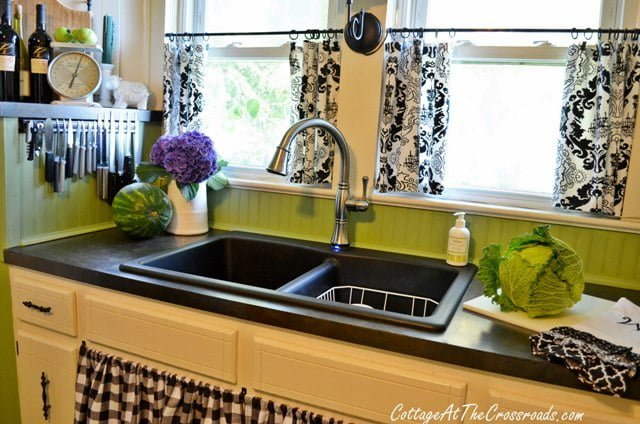 Our New Delta Touch2o Kitchen Faucet
