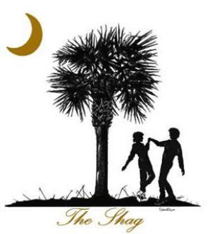 shag dance logo