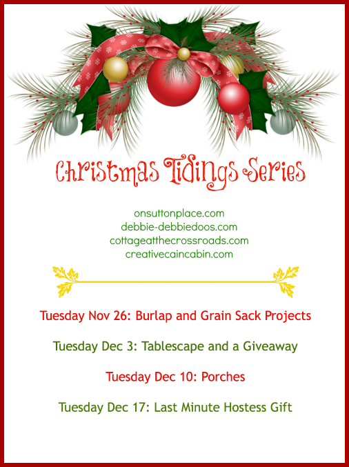 Christmas Tidings Series