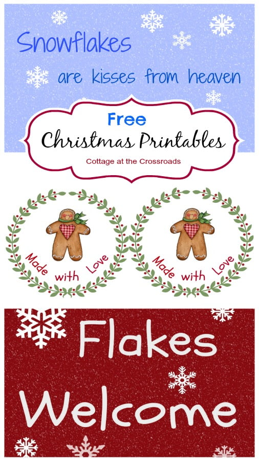 free printables from Cottage at the Crossroads