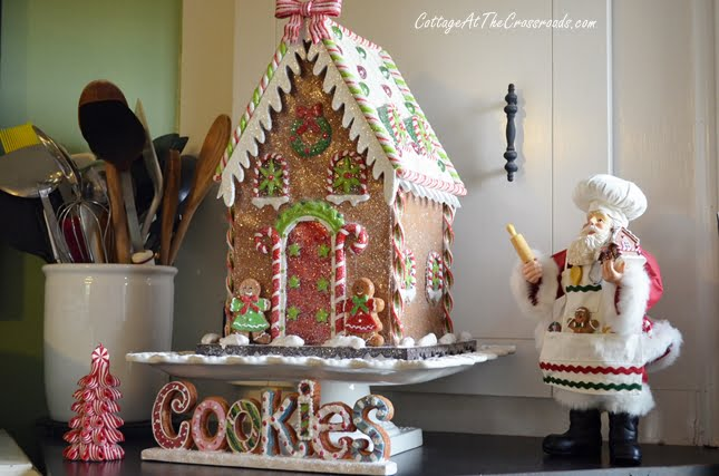 Christmas Kitchen 2013 | Cottage at the Crossroads