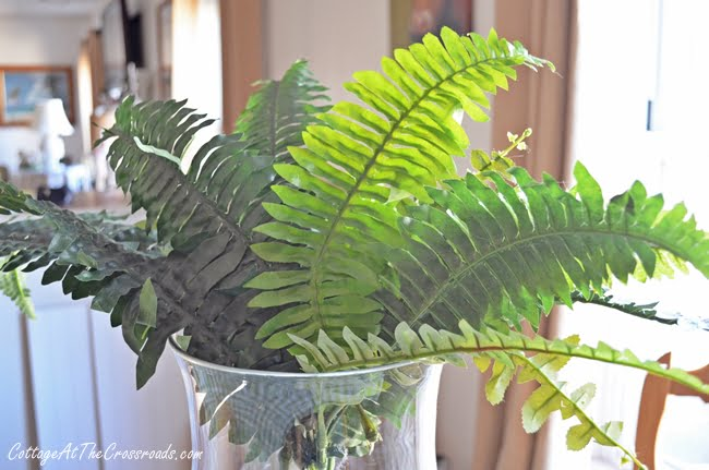 Adding Green to Your Table | Cottage at the Crossroads