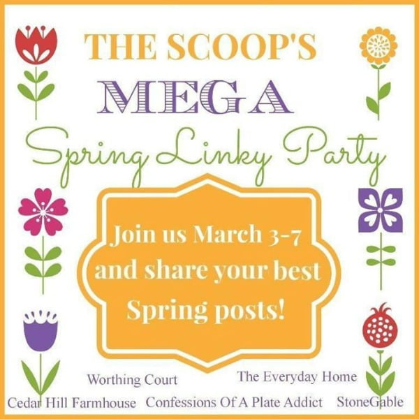 Scoop Linky Party button