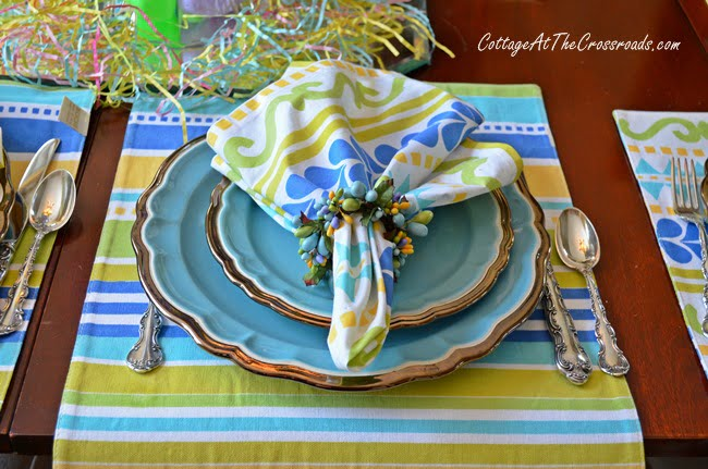 Spring Table | Cottage at the Crossroads