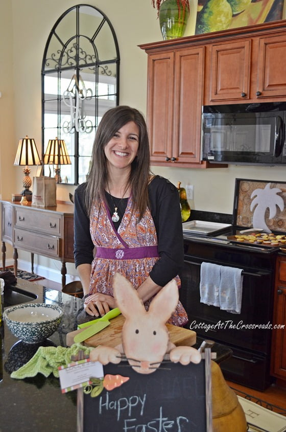 Rachael Hartley, dietitian
