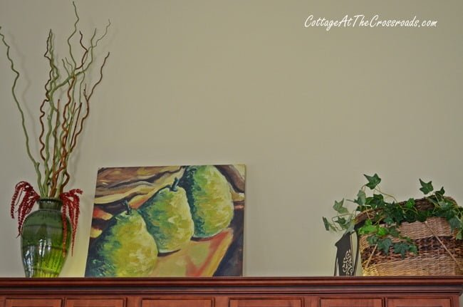Pear Painting | Cottage at the Crossroads