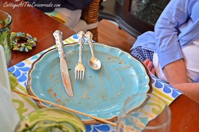 Healthy Lunch | Cottage at the Crossroads