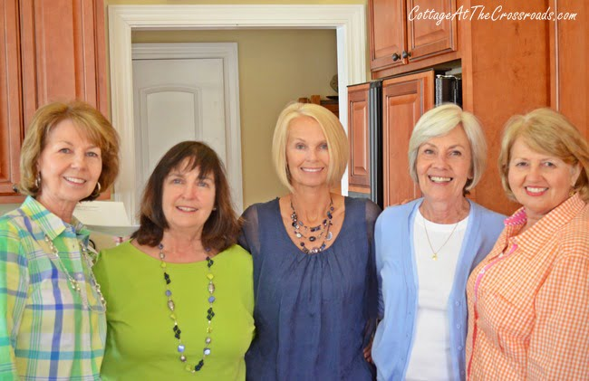 Bunko lunch | Cottage at the Crossroads