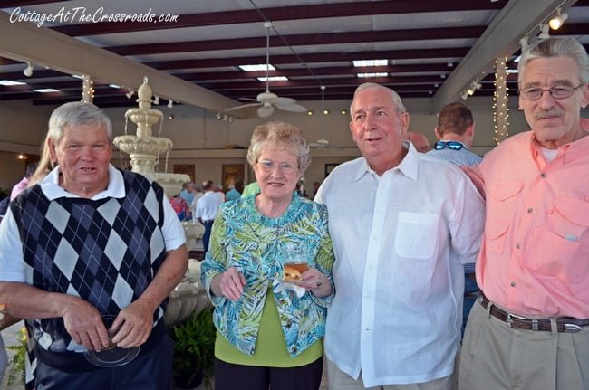 Civitan Golf Benefit Party 2014