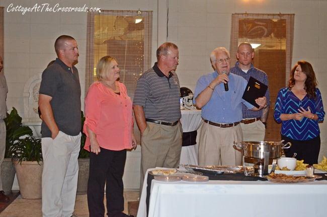 Civitan Golf Benefit  Party2014