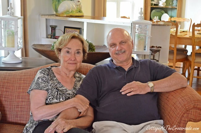 Jane and Harald