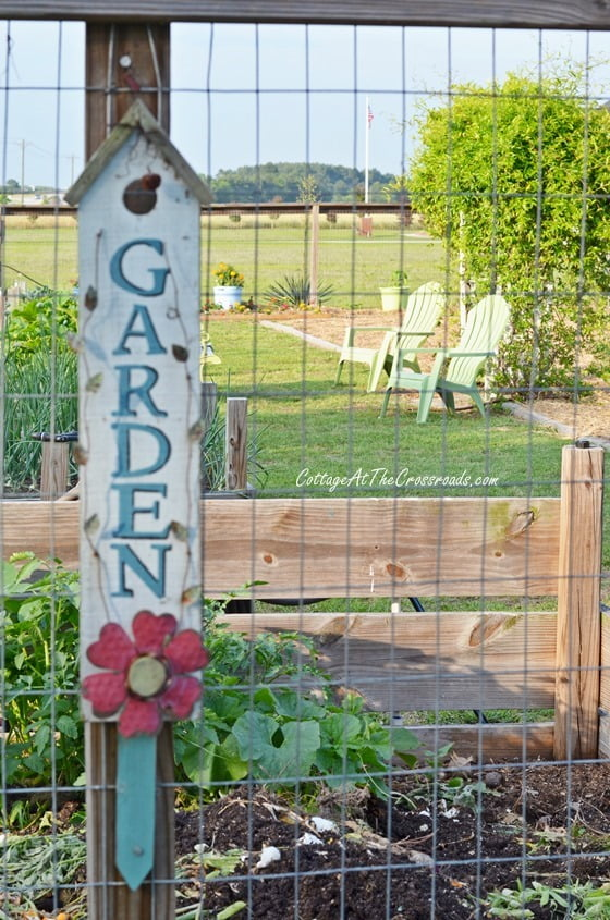 The Garden | Cottage at the Crossroads
