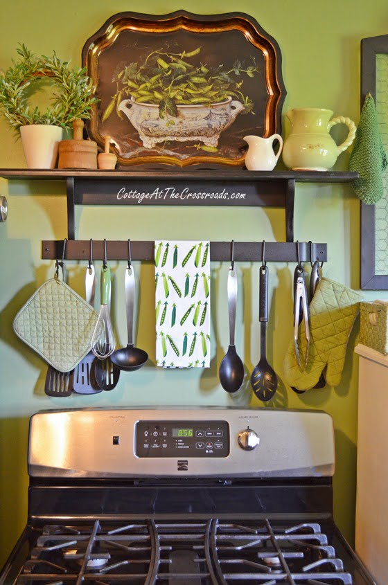 spring pea decor items | Cottage at the Crossroads