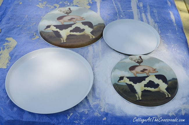 burner covers | Cottage at the Crossroads