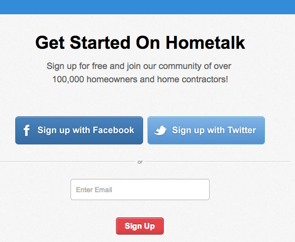 How to Join Hometalk