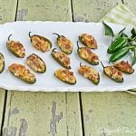sausage and cheese stuffed jalapenos