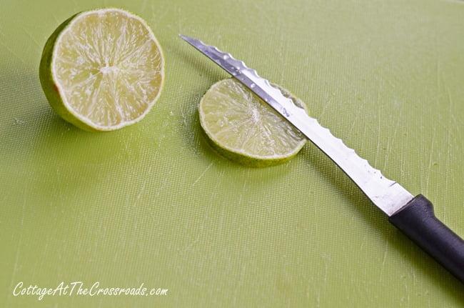 tomato knife by Rada