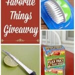 Smoothie recipe and a giveaway