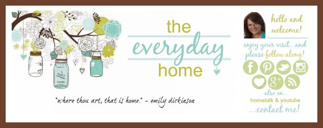 The Everyday Home Blog