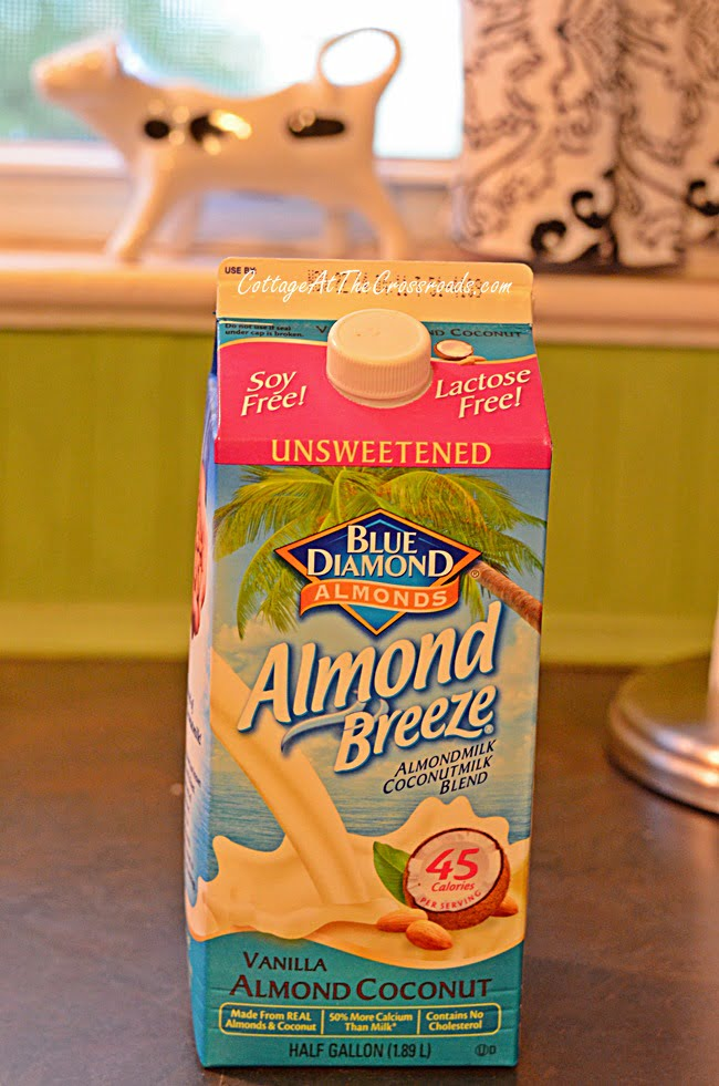 Almond Breeze almond coconut milk blend