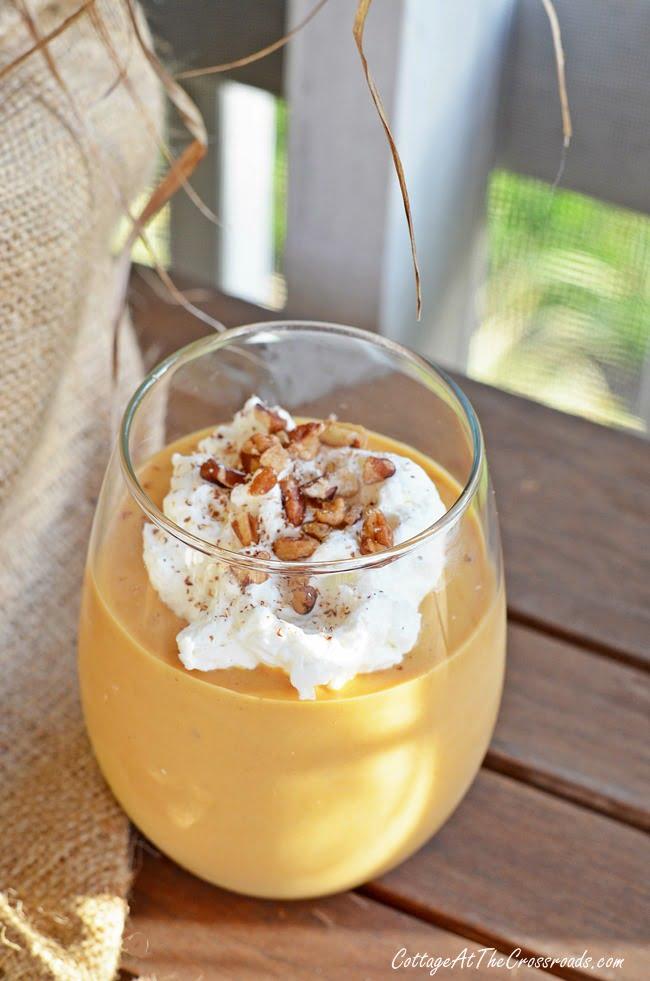sweet potato pie smoothie