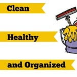 All Things Clean, Healthy, and Organized
