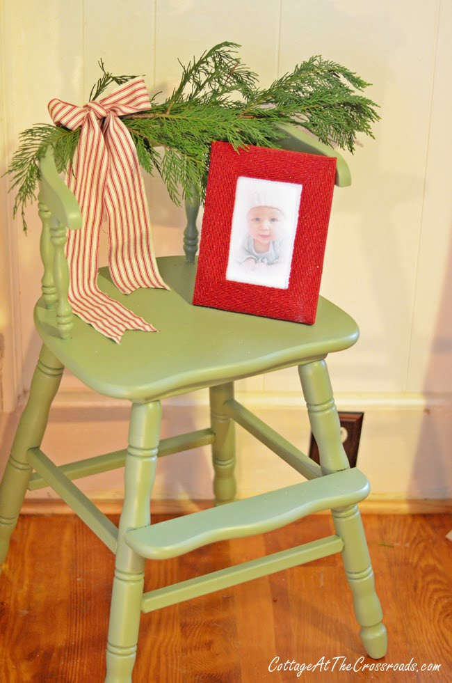 Gardening Santa Tablescape | Cottage at the Crossroads