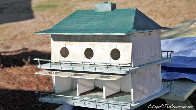 Purple Martin House| Cottage at the Crossroads