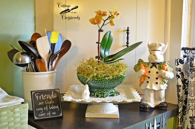 Spring in the Kitchen | Cottage at the Crossroads