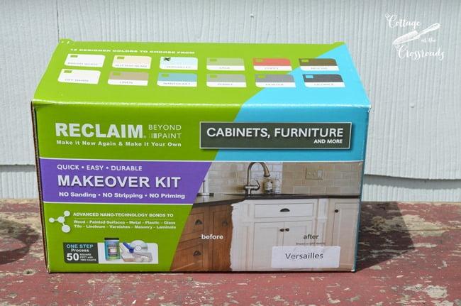 Reclaim paint kit