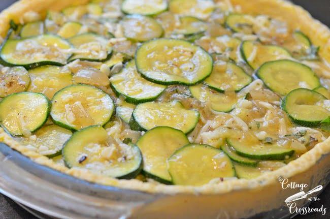 Italian Zucchini Pie