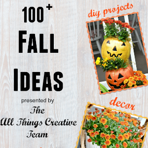 Over 100 DIY Fall Ideas