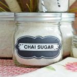 homemade chai sugar-Cottage at the Crossroads